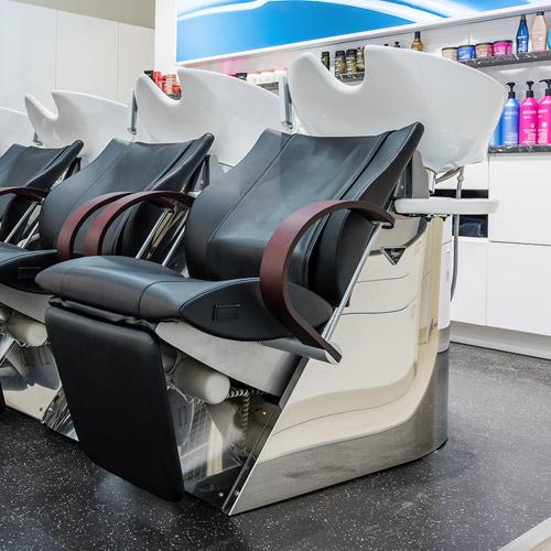 Hiustalo - hoitokäsittelyt