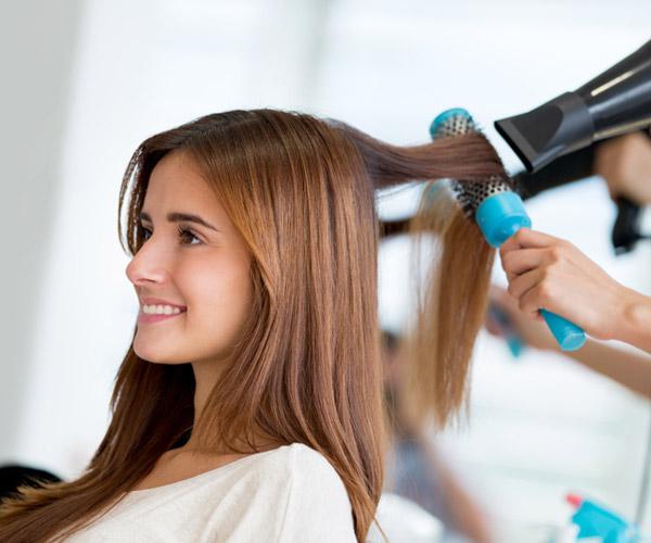 Hiustalo - hiustenleikkuu